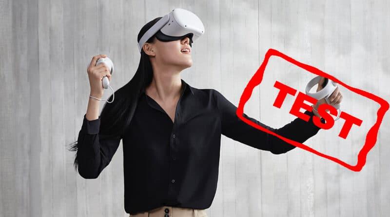 test af oculus quest 2 anmeldelse erfaring med