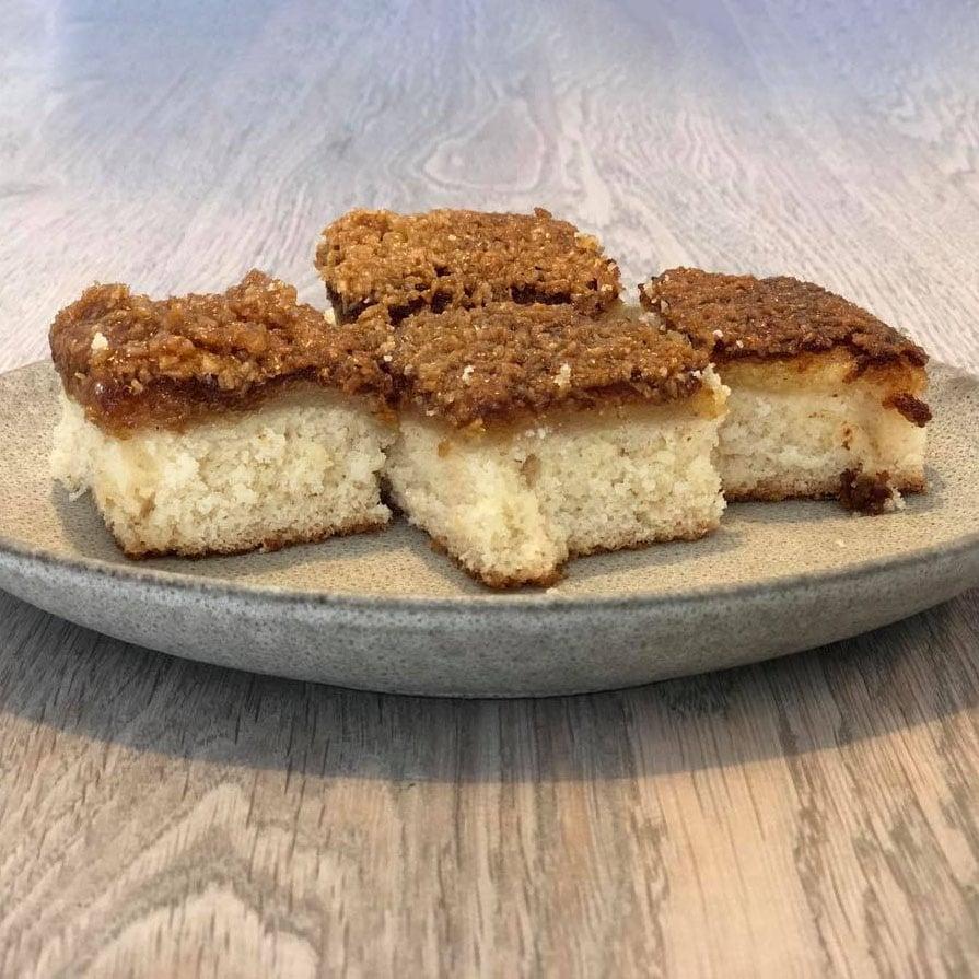 opskrift på glutenfri drømmekage helt glutenfrit super god hjemmelavet schär b c mel uden hvedemel
