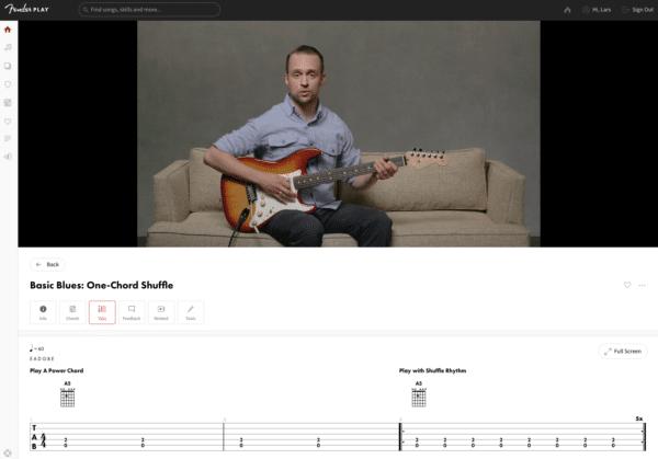 fender play erfaring er det godt kender nogen test af anmeldelse lær at spille guitar online