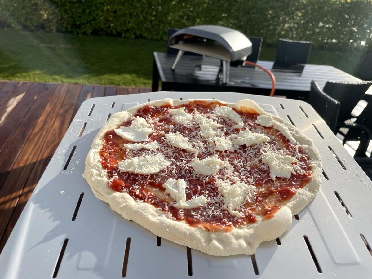pizza opskrift pizzadej italiensk bedste hvordan laver man den bedste dej hjemmelavet langtidshævet koldhævet mel tipo00