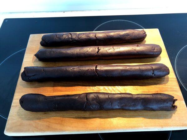 opskrift romkugler trøffel romkugle romkugleopskrift på sådan hjemmelavede roulade muffins chokolade krymmel god opskrift på