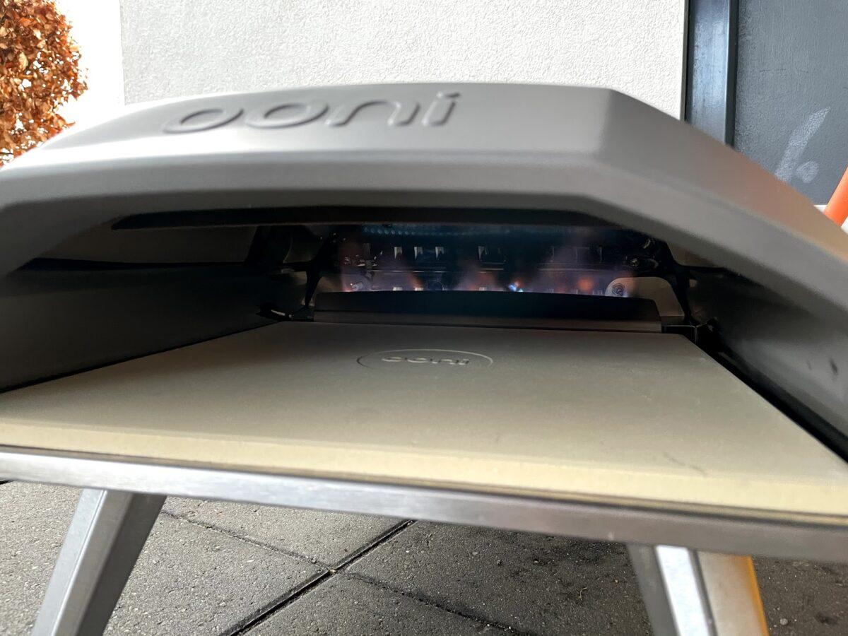 test af Ooni Koda 12 pizza ovn med på gas erfaring med bedste pizza hurtig virker den