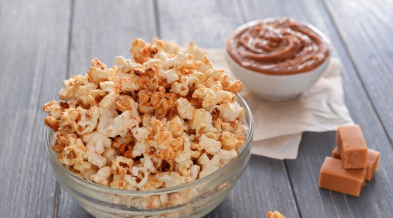 opskrift popcorn med saltkaramel salt karamel