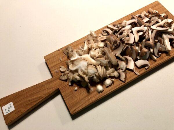 opskrift risotto med kylling og svampe rissotto risoto med ris champignon