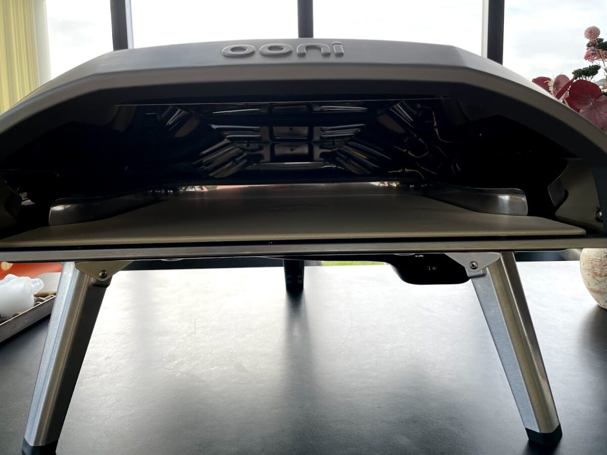 Ooni Koda 16 XL test af anmeldelse erfaring med pizzaovn på gas bedste ovn hjemmelavet pizza-ovn