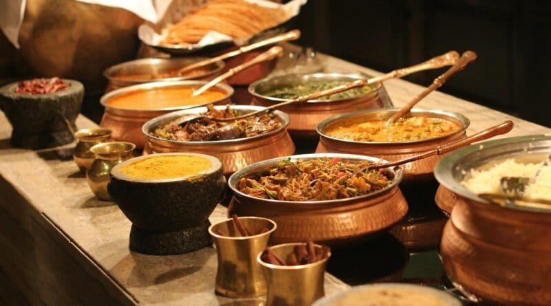 indisk mad krydderier opskriftssamling opskrift opskrifter på lækker mad fra