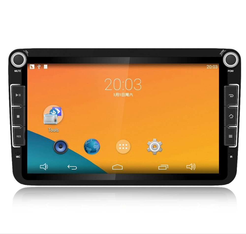 change the touchscreen or LCD on Newsmy Carpad 3 5261